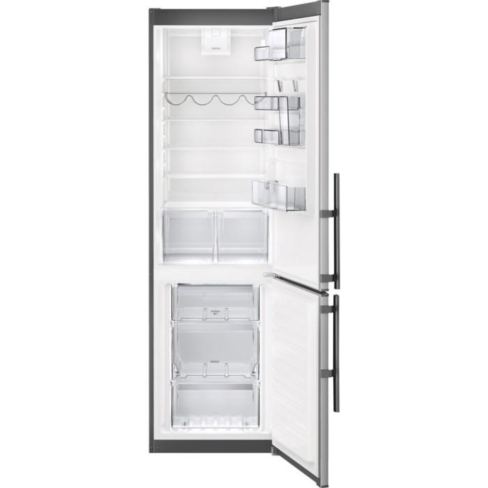 Kombinovaná chladnička s mrazákem a CustomFlex